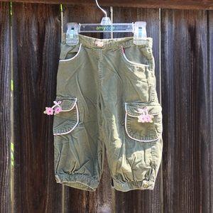 Gymboree Green Pants 12-18M